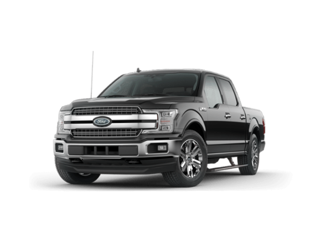 2019 Ford F-150 4X4 Supercrew Truck